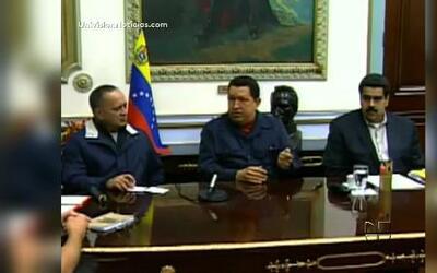 El presidente Hugo Chávez se recupera de la cirugía
