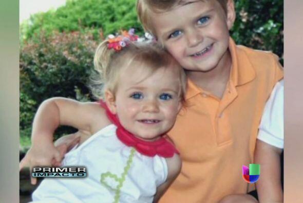 Un niño de 5 años mató de un disparo a su hermana pequeña de 2 en el con...