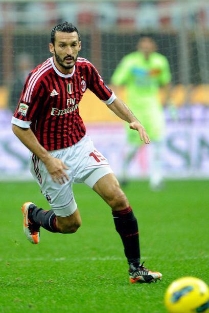 Ahora tenemos al italiano Gianluca Zambrotta.