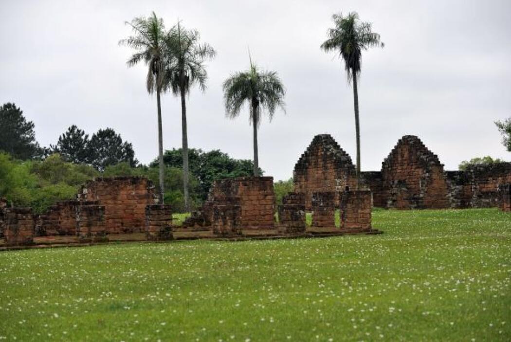 Las ciudades más importantes donde se encuentran reducciones jesuíticas...