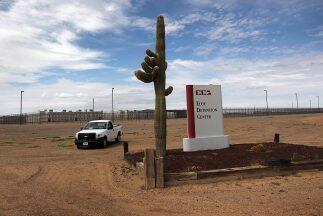 Centro de detenciones de Eloy, Arizona.
