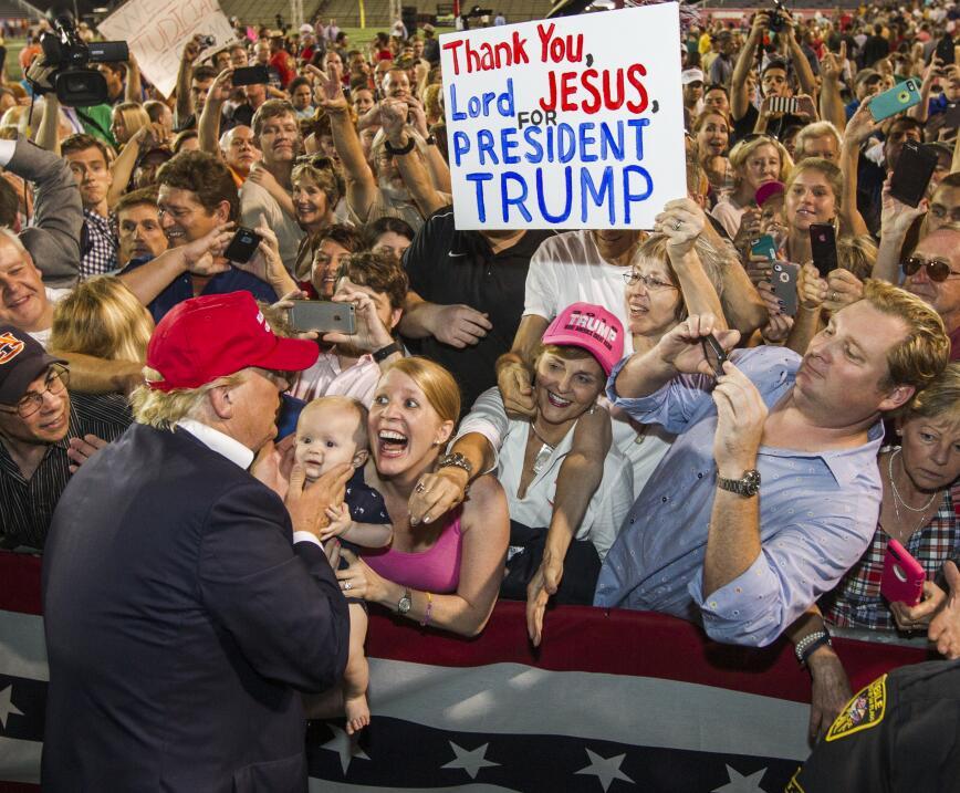 campaña irrepetible trump