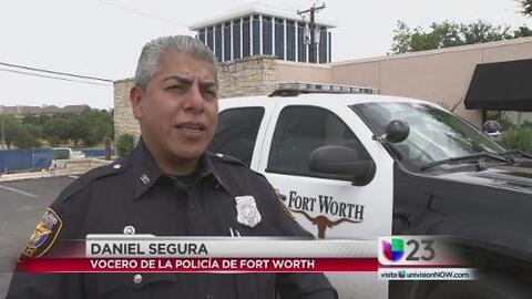 Investigan robo a cajero automático en Fort Worth