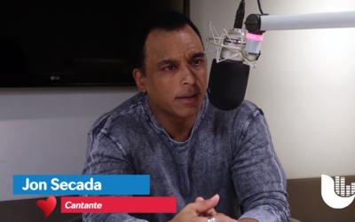 """Jon Secada se confesó: """"Este disco llevo años queriéndolo realizar"""""""
