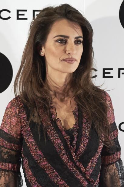 La española presentó en Madrid 'Soy uno entre cien mil', su proyecto sob...