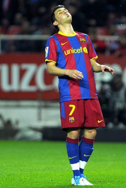 No hubo tiempo de más y Barcelona apenas sacó un punto tra...