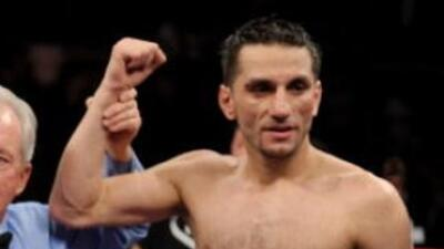 Sergio Mora estar'a en Solo Boxeo Tecate.