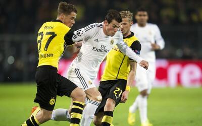 Real Madrid y Borussia Dortmund son parte del grupo F de la Champions Le...