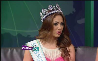 Miss Mundo de Puerto Rico va tras su nueva reina
