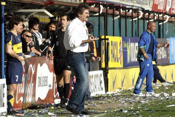 En 2006 La Volpe regresó a Argentina para dirigir a Boca Juniors...