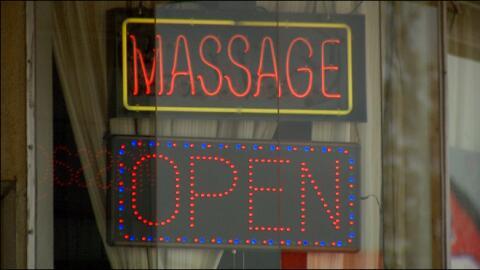 Salón de masaje