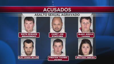 Acusan a bomberos de asalto sexual