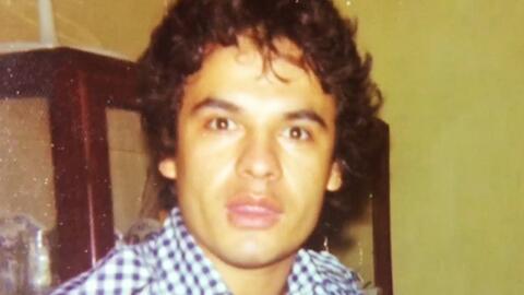 Exclusiva: Imágenes nunca vistas de Juan Gabriel en su ambiente familiar