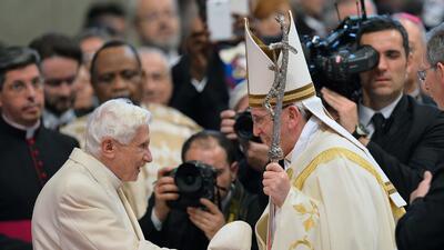 Benedicto XVI, a un año de su partida del Vaticano