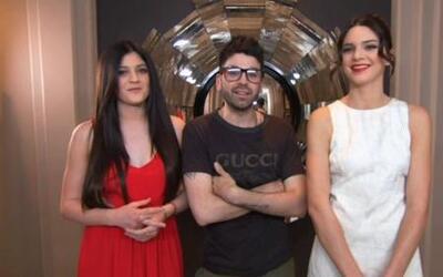 Jomari se coló a la casa de las hermanitas de las Kardashians (segmento...