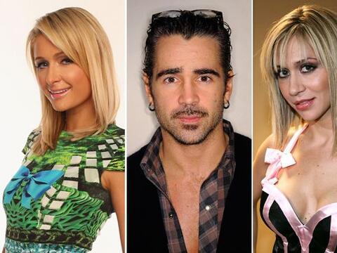 Son muchísimas las celebridades que perdieron el pudor - y la rop...