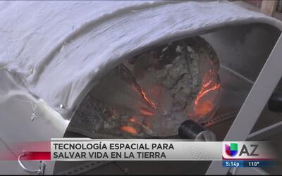 Tecnología para salvar vidas en la Tierra