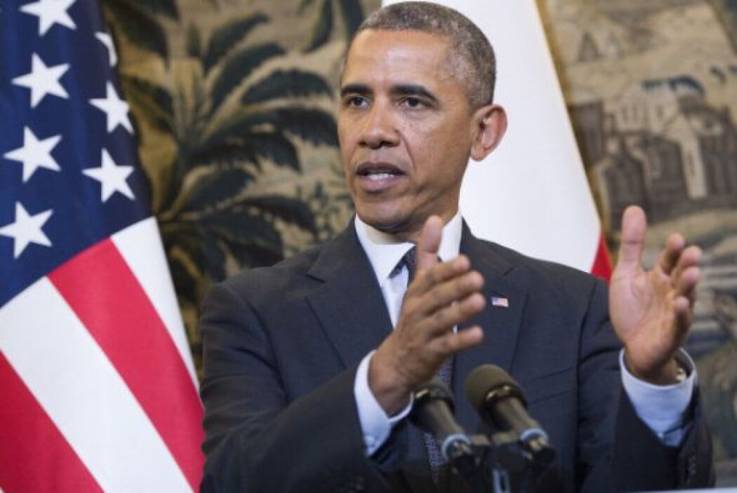 7 de agosto: El presidente de EEUU Barack Obama decide cancelar la cumbr...