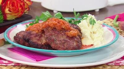 El Chef Tutti preparó Pacholas estilo Jalisco en La Cocina de Karla