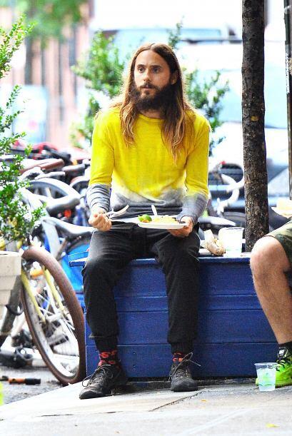 """En una entrevista con Billboard, Jared dijo: """"Estoy tratando de gan..."""