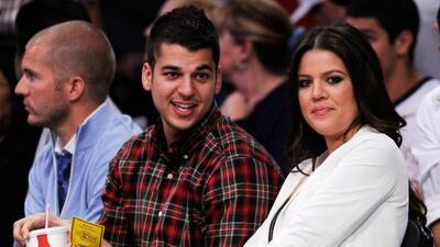 Rob Kardashian agarra a trompadas a paparazzi