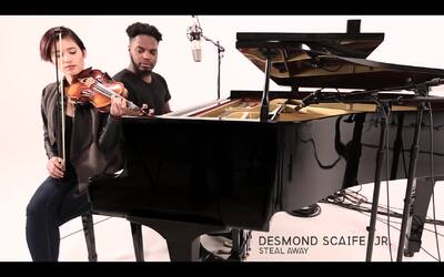 Desmond Scaife, Jr.: 'Steal Away' (White Sessions)