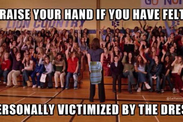 Como en 'Mean Girls', todos se sentían victimizados por la dichos...