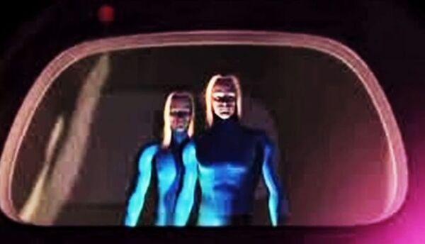 Jaime Maussan estuvo cerca de dos alienígenas