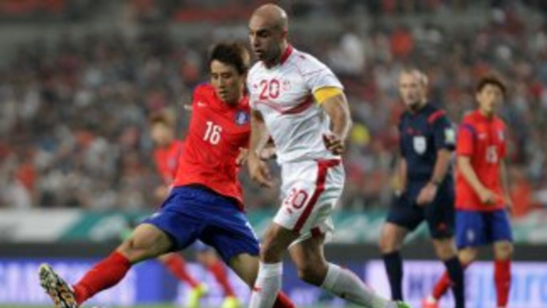 Los tunecinos sorprendieron al mundialista equipo asiático.
