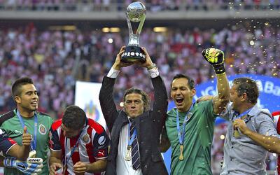 Chivas levantó el título del Clausura 2017