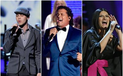 Prince Royce, Carlos Vives y Laura Pausini son los primeros confirmados...