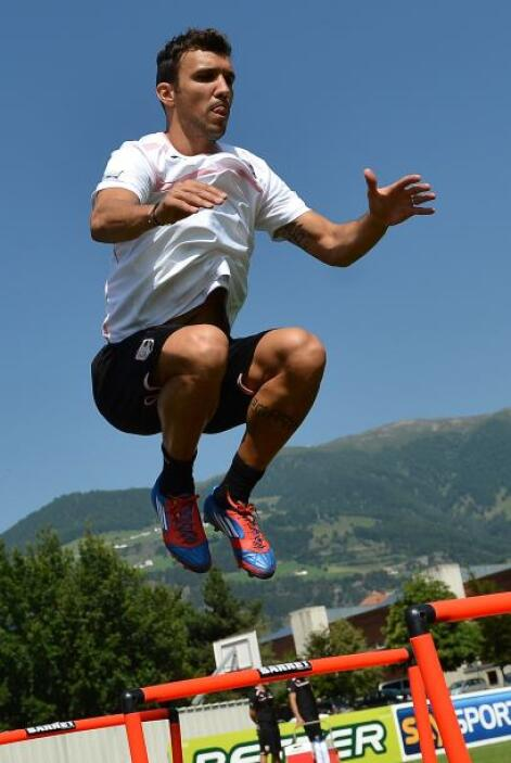De 26 años, Bertolo fue parte del plantel del Boca Juniors que levantó l...