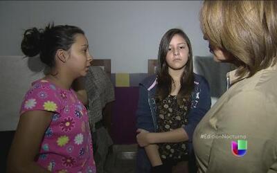 Niños inmigrantes detallan su odisea