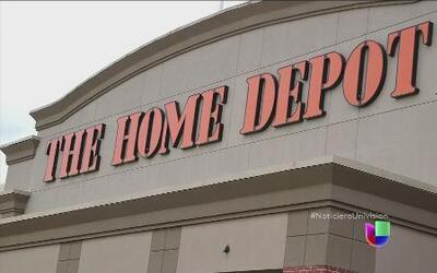 Clientes de Home Depot en riesgo financiero tras el 'hackeo'