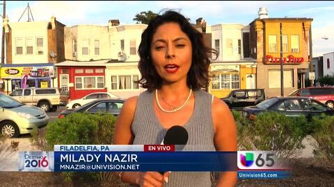 Latinos pelean por voto Hispano