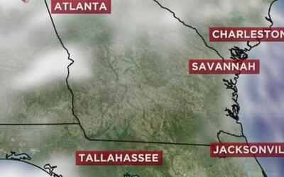 Frente frío llegará a Atlanta este jueves 27 de octubre