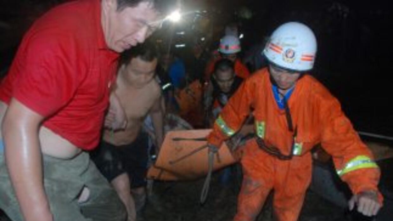 Al menos 32 personas murieron y 89 resultaron heridas en China cuando un...