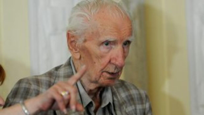 Ya había sido condenado a muerte en un tribunal checoslovaco pero aún en...