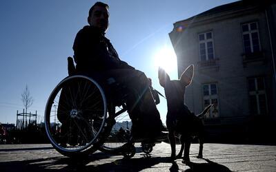 Exigen mejor trato para discapacitados