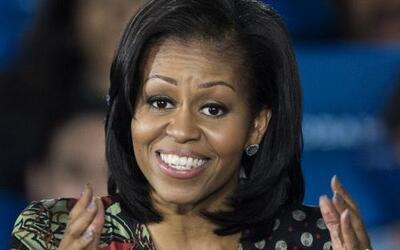 La primera dama de Estados Unidos cumple hoy 50 años. Y para celebrar ha...