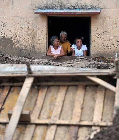El daño del Pacaya. Las cenizas del Pacaya no causadon tanto daño como m...