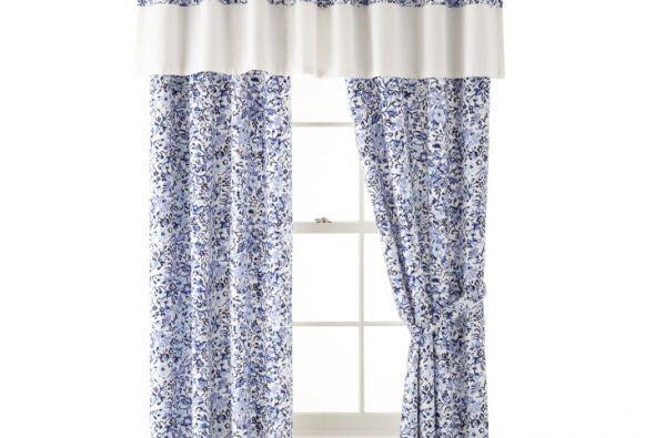 Para cubrir las ventanas es necesario un par de cortinas que vayan a jue...
