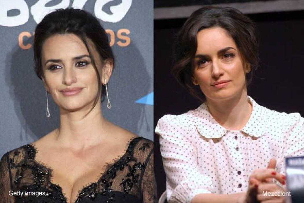 Sin embargo Penélope también tiene cierto parecido con la actriz Ana De...