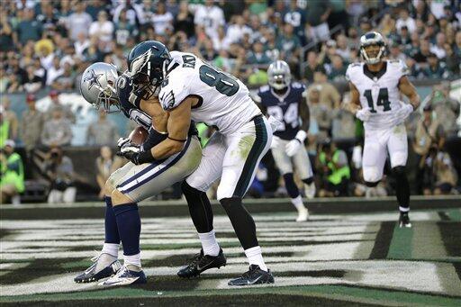 No te pierdas las tomas más impactantes del duelo en que los Cowboys gan...