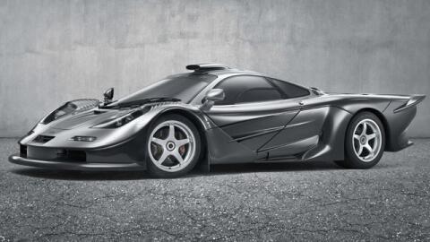 McLaren revivirá su histórico hypercar de los '90, que que...