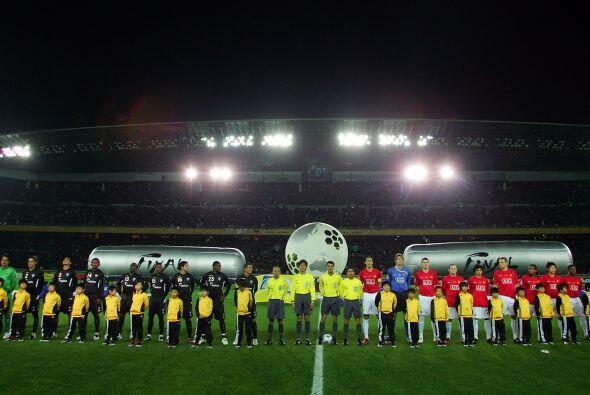 Luego de ganar la Libertadores del 2008 llegó la participaci&oacu...