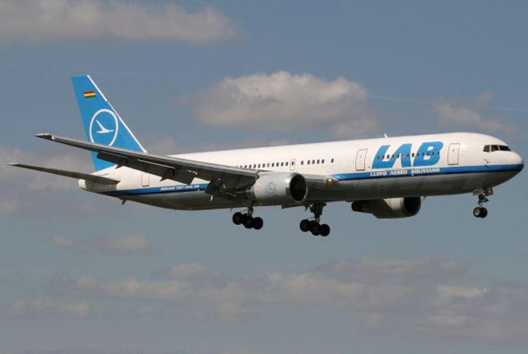45- Lloyd Aero Boliviano, la segunda aerolínea más antigua de América La...