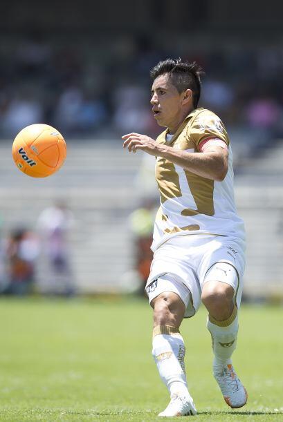 Efraín Velarde: El defensa de Pumas tuvo una gran tarde ante Chivas, que...