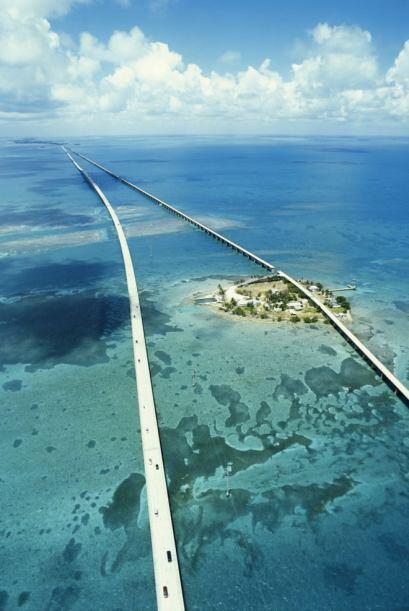 Seven Mile Bridge, Florida Keys  (Foto: Tumblr)