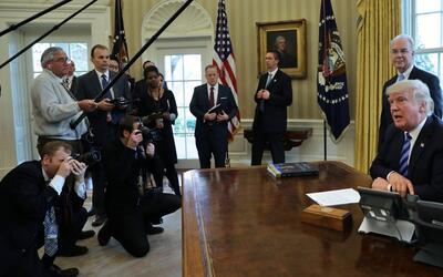 En un minuto: Trump sufre una derrota en su intento de derogar la ley sa...